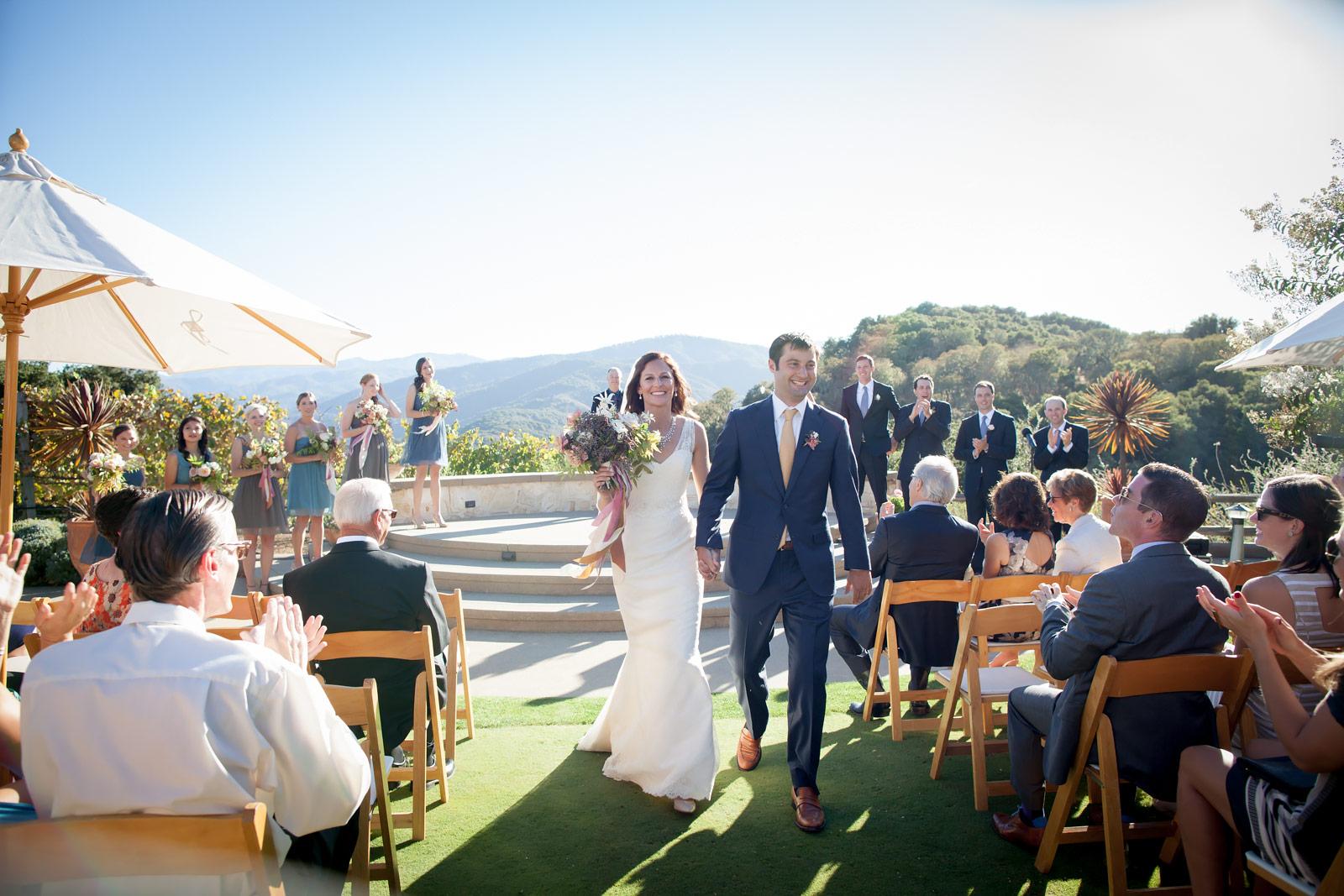 Bo's Napa wedding